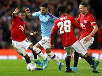 7 Data-Fakta Jelang Man United Vs Man City