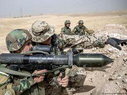 Jerman Tarik Sebagian Besar Pasukan Pendampingan dari Irak