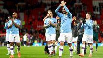 Gol-gol City Pecundangi  MU 3-1 di Old Trafford
