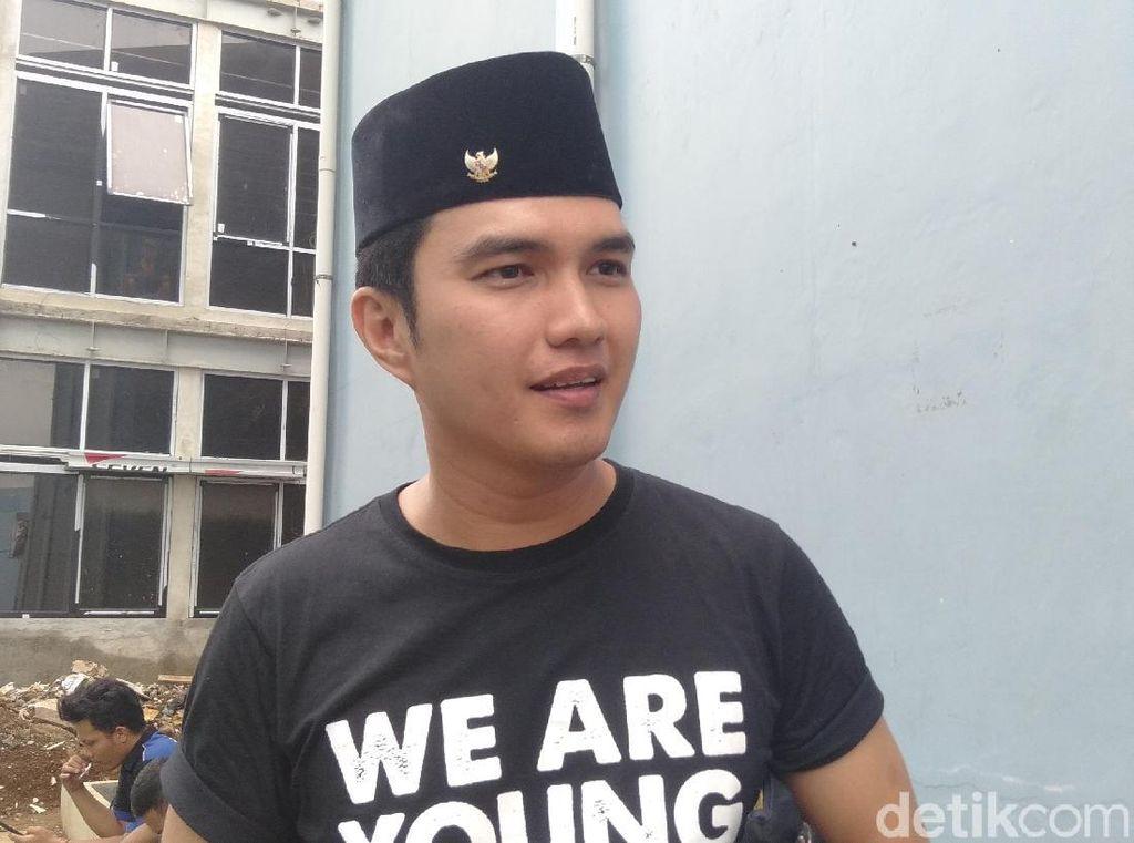 Aldi Taher Minta Presiden Jokowi Beri Penghargaan ke Ria Irawan