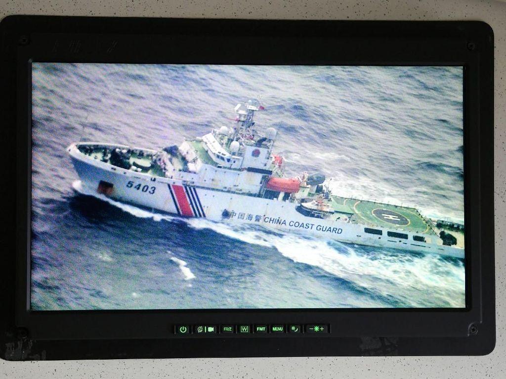 Berdasarkan UNCLOS, RI Dinilai Berhak Tangkap Kapal China yang Masuk ZEE