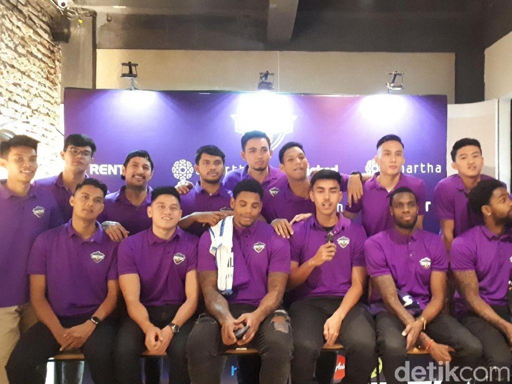 Tatap IBL 2020, Hangtuah Realistis Target di Empat Besar