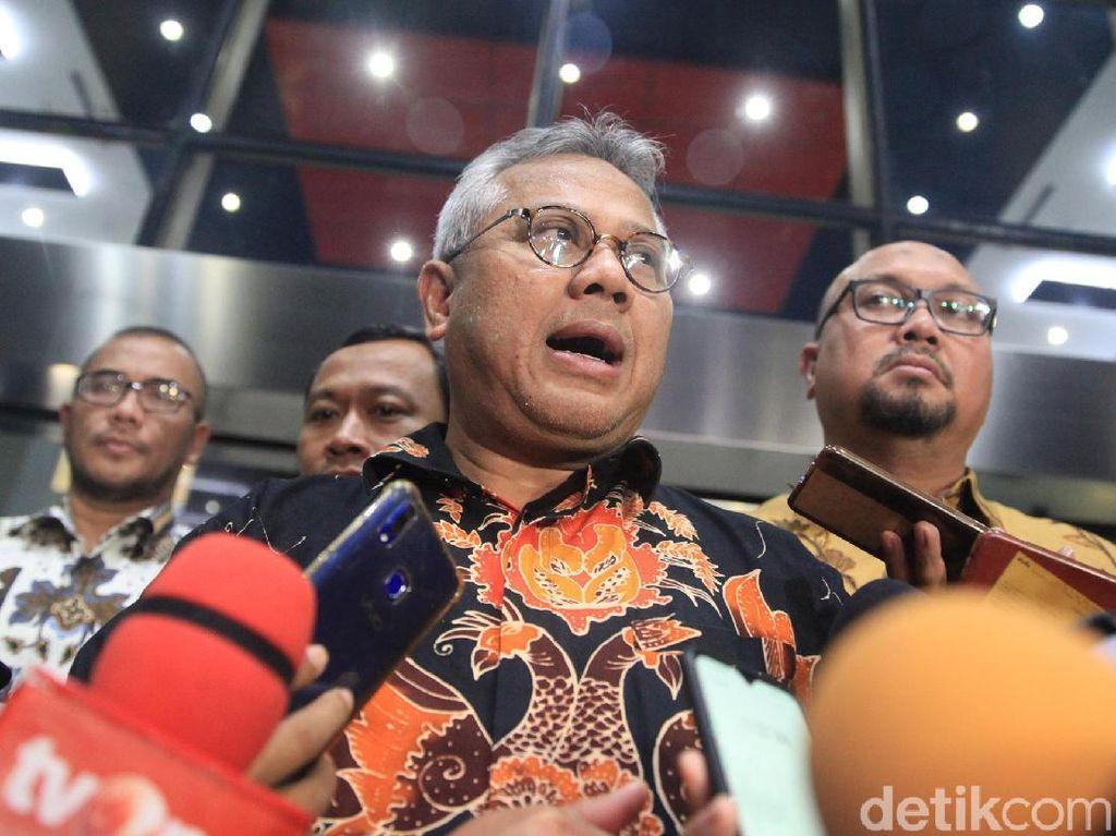 Arief Budiman KPU: Saya Tidak Melawan DKPP!