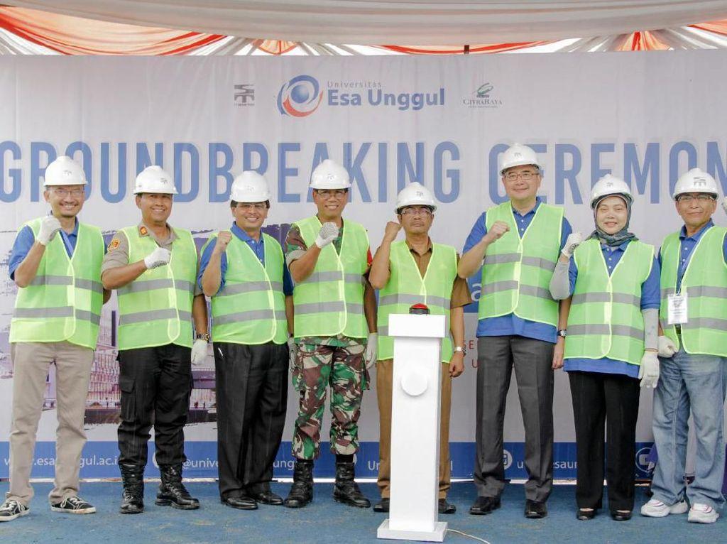 Ciputra Group Bangun Kampus Berkapasitas 5000 Mahasiswa di Tangerang