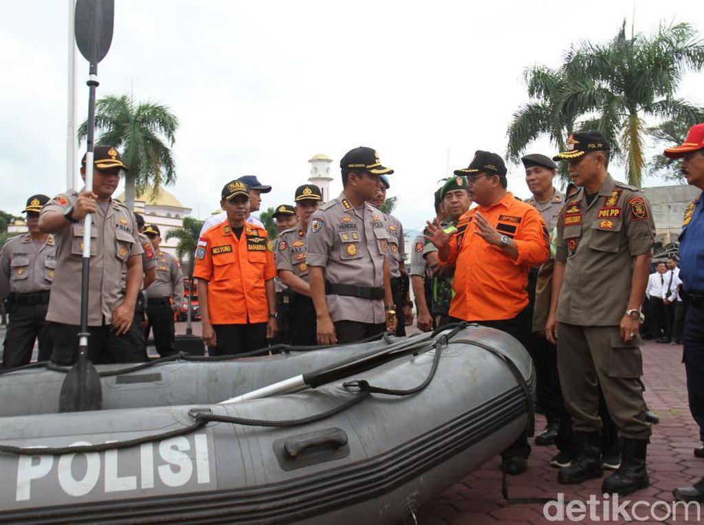 Kabupaten Bandung Rawan Bencana, 1.000 Personel Gabungan Disiagakan