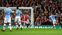 Hasil Piala Liga Inggris: City Permalukan MU 3-1 di Old Trafford