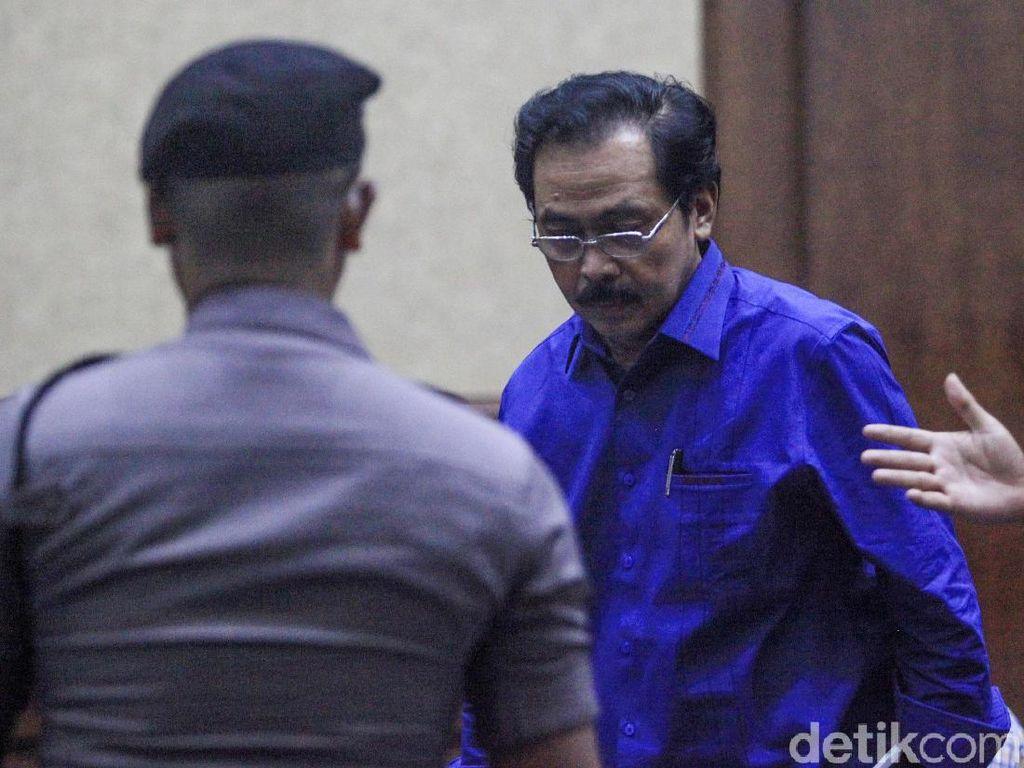 Eks Gubernur Kepri Sakit Vertigo, Sidang Kasus Suapnya Ditunda