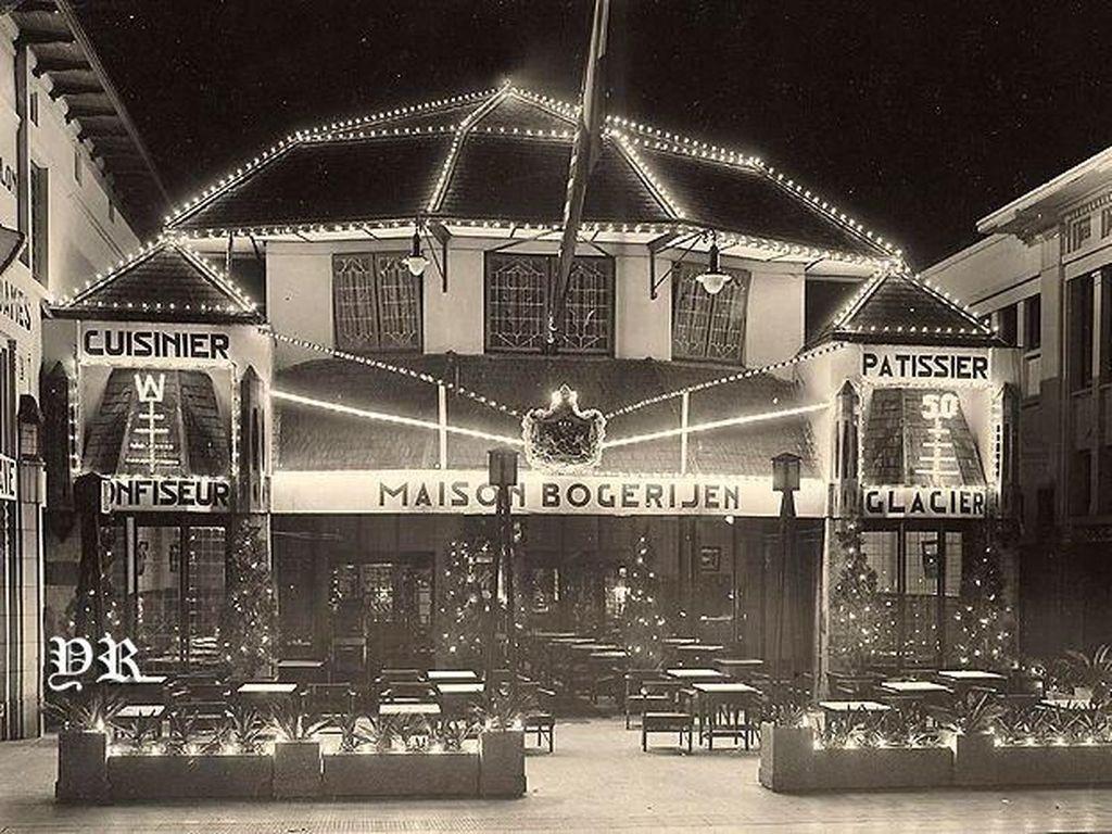 Ada Sejak 102 Tahun Lalu, Ini Tempat Makan Para Noni Belanda di Bandung