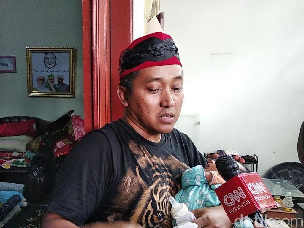Teddy Bantah Isu Lebam di Tubuh Lina
