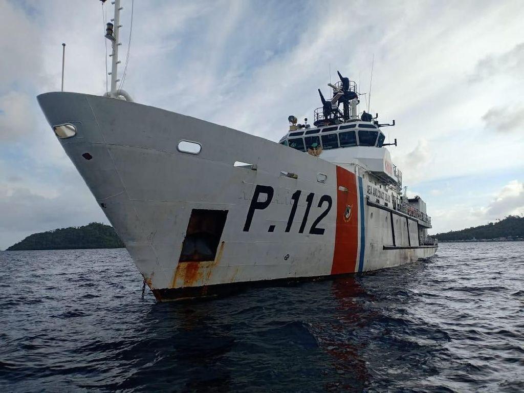 Kemenhub Patroli Gabungan Bareng Tim Pengamanan Laut Natuna
