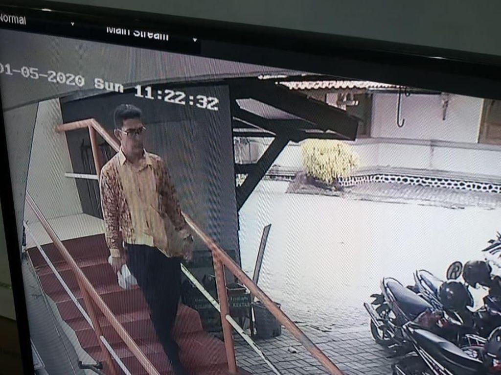 Viral di Medsos, Pelaku Pencurian di Gereja Klaten Ditangkap