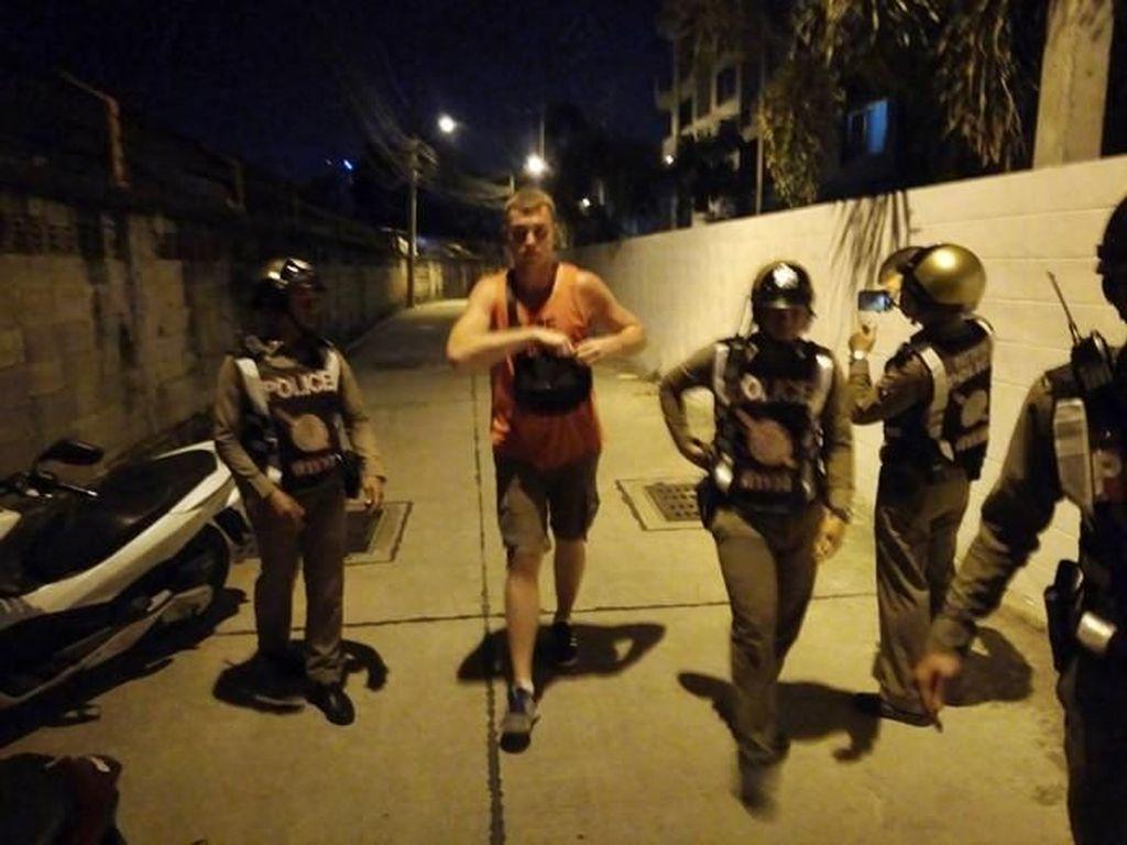 Duh Pattaya, Habis Turis Bercinta di Pantai Kini Turis Dijambret