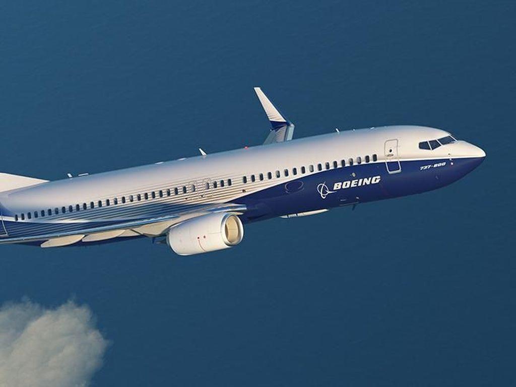 Spesifikasi Pesawat Boeing 737-800 yang Jatuh di Iran