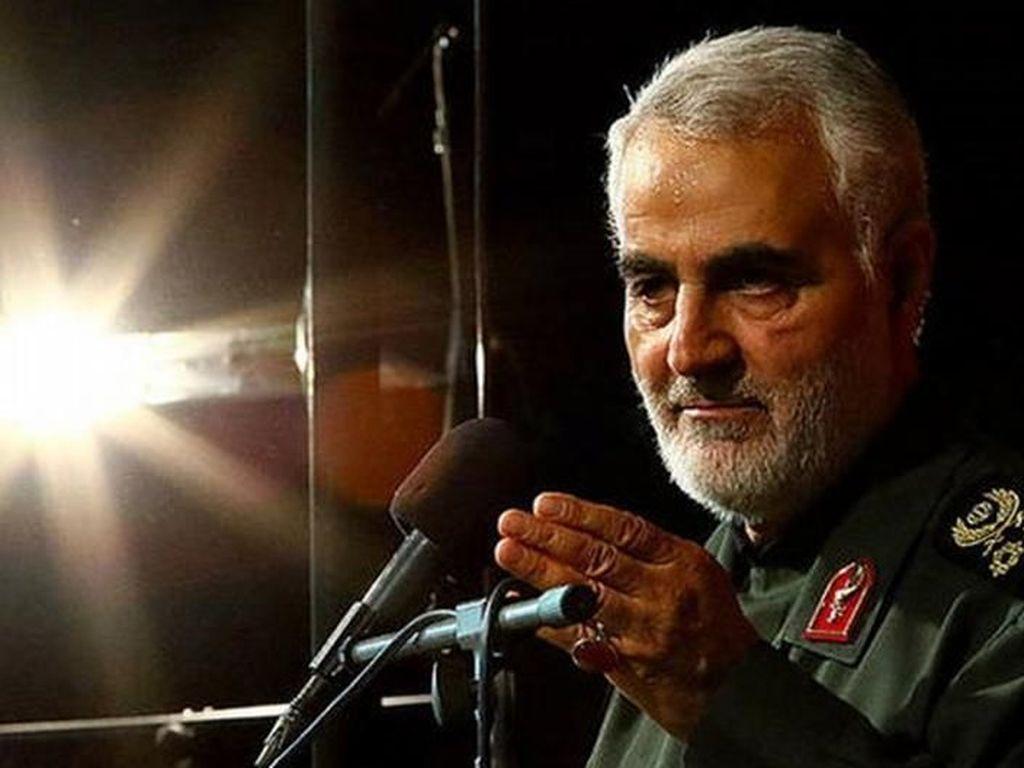 Jejak Gelap Qasem Soleimani di Irak dan Suriah