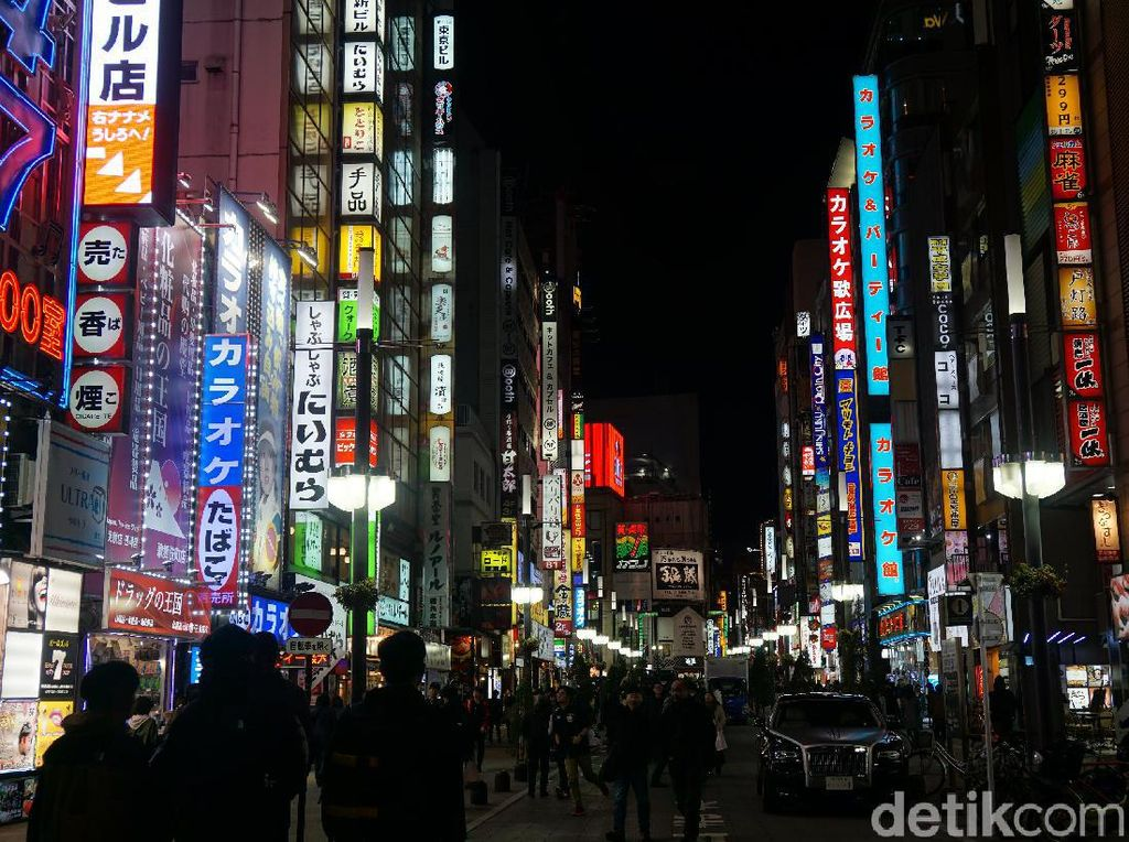 Ketar-ketir Pemerintah Jepang Hadapi Ancaman Virus Corona dari Klub Malam