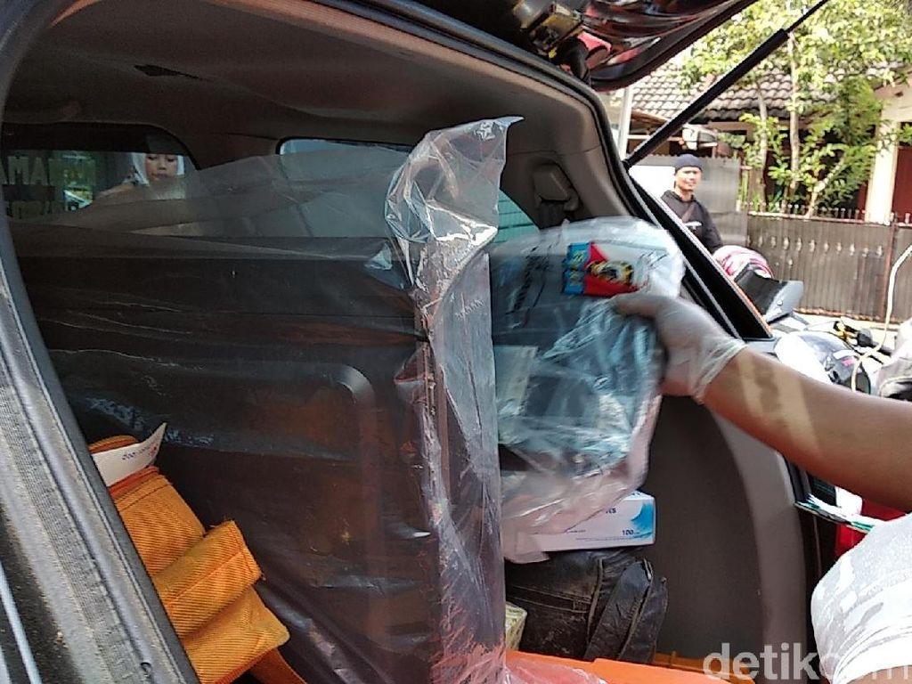 Penjelasan Polisi soal Barbuk Tabung Oksigen dari Rumah Teddy