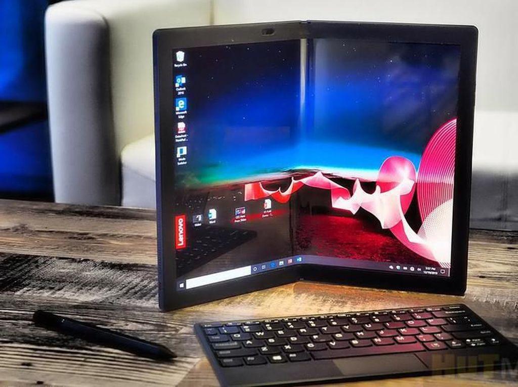 Tren Laptop di CES 2020: Dua Layar, 5G dan Lainnya...