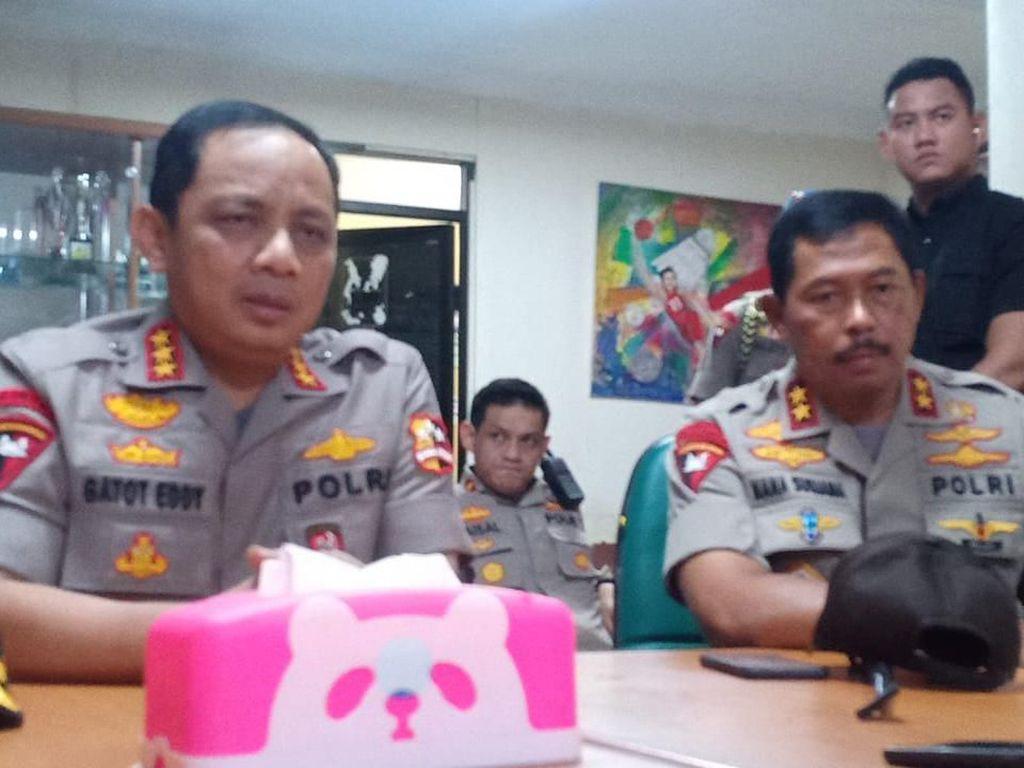 Irjen Nana Resmi Jabat Kapolda Metro: Ini Surprise buat Saya