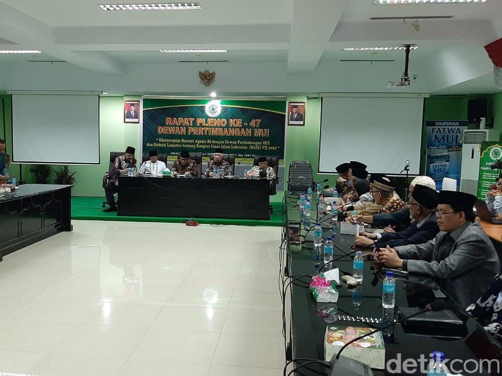 Kunjungi MUI, Menag Bicara Modernisasi: Salah Kalau Islam Teriak Anti Aseng