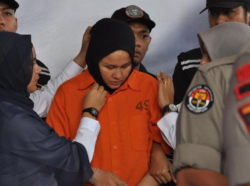 Banding Kandas, Zuraida Pembunuh Hakim Jamaluddin Tetap Divonis Mati