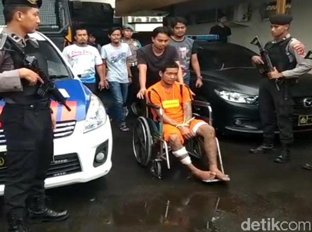 Kronologi Driver Ojol Sukabumi Tewas Ditusuk Residivis