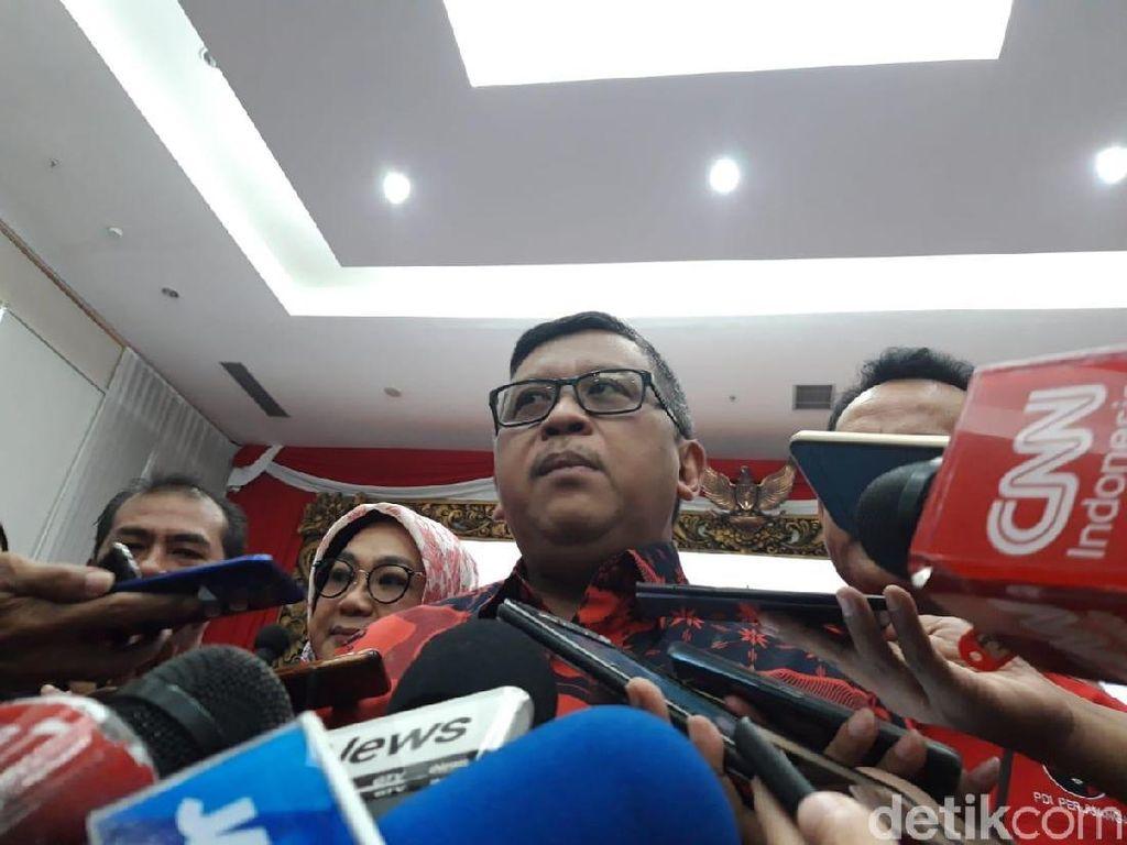 PDIP Tegur Pengurus Anak Cabang Medan soal Bobby Menantu Jokowi