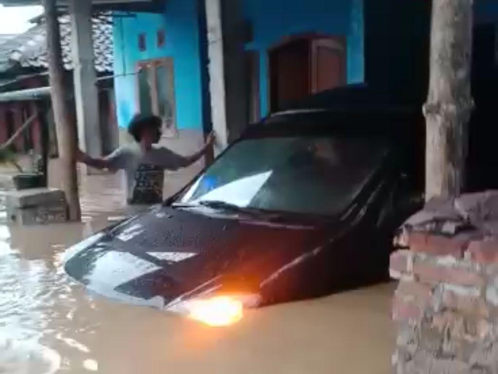Banjir Terjang 5 Desa di Brebes
