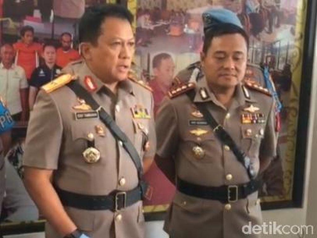 Polisi Tembak Mati Bandar Sabu 3,7 Kg Jaringan Internasional di Samarinda