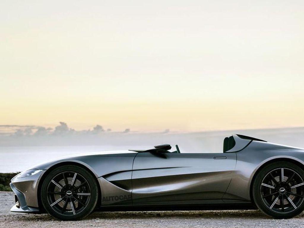 Aston Martin Siapkan New Ultra-Limited V12 Terbaru