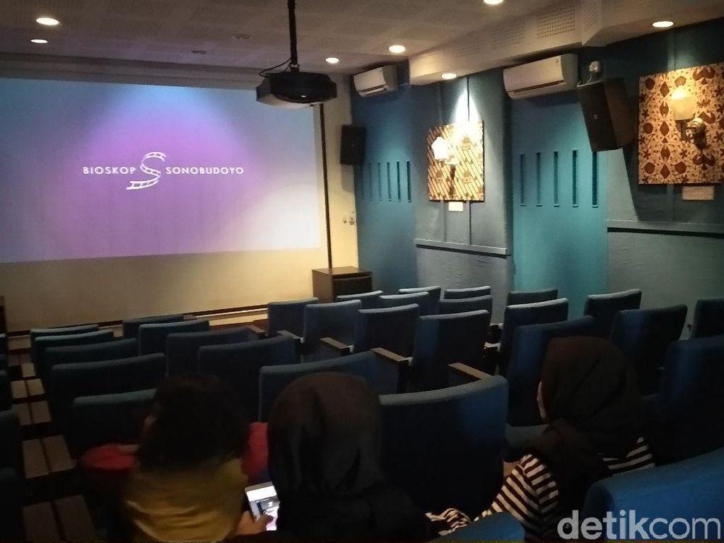 Bioskop Gratis Kini Hadir di Yogyakarta