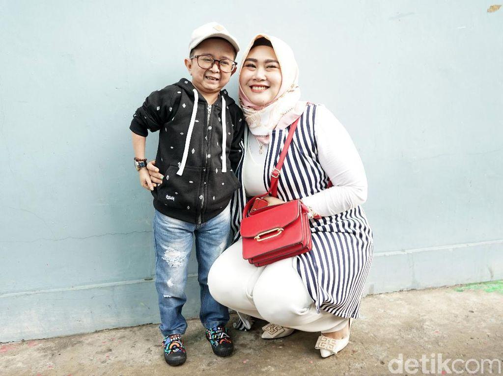 Setahun Nikah, Daus Mini Cuma Mau Ikhtiar Soal Momongan