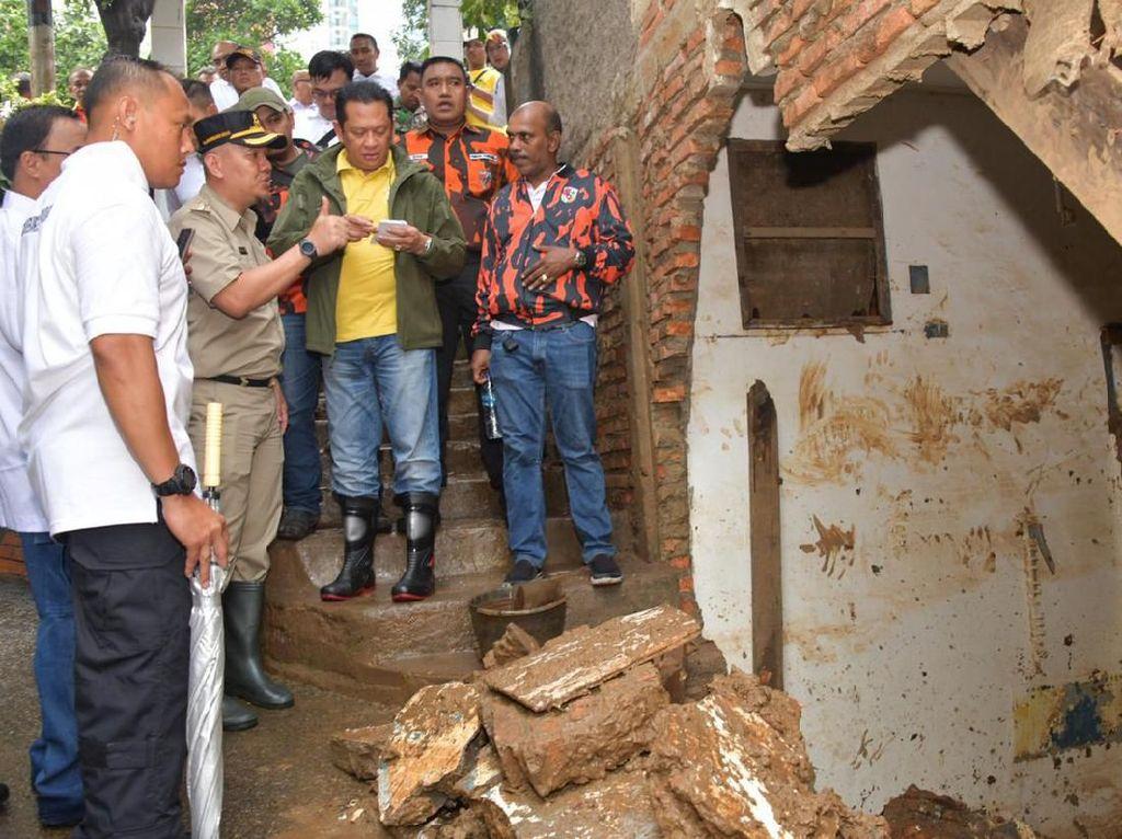 Soal Banjir Jabodetabek, Ketua MPR Minta Kembalikan Fungsi Sungai