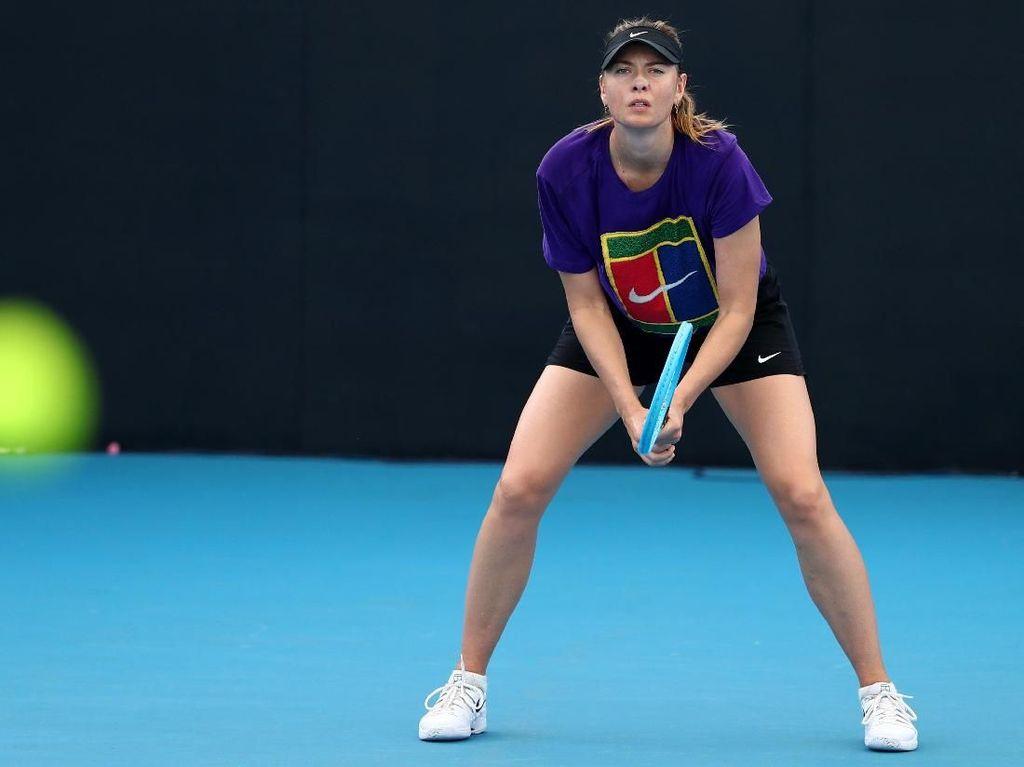 Sharapova Dapat Wildcard di Australia Terbuka 2020