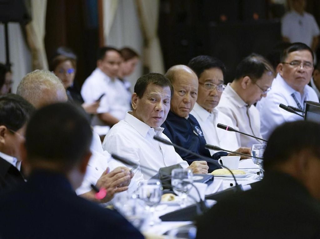 Filipina Perintahkan Evakuasi Seluruh Warganya dari Irak