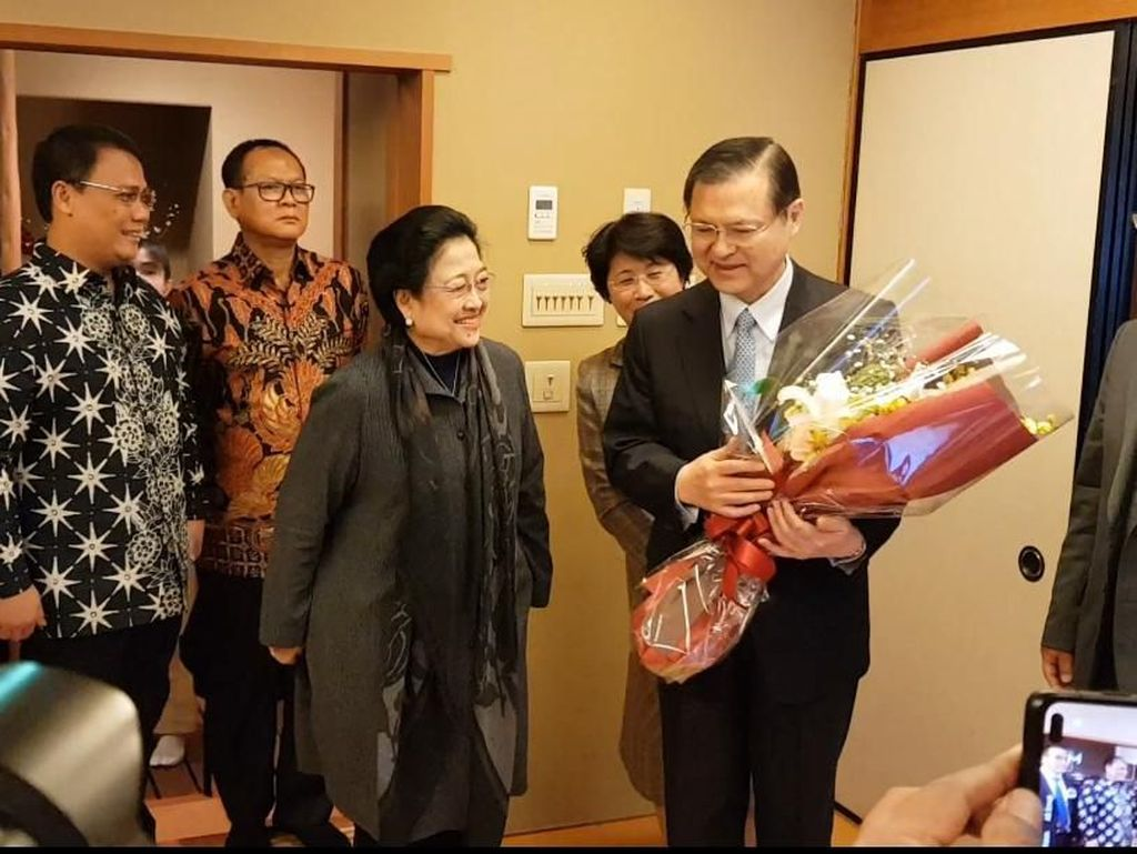 PDIP: Dr HC ke-9 Pengakuan Universitas Dunia Terhadap Intelektualitas Megawati