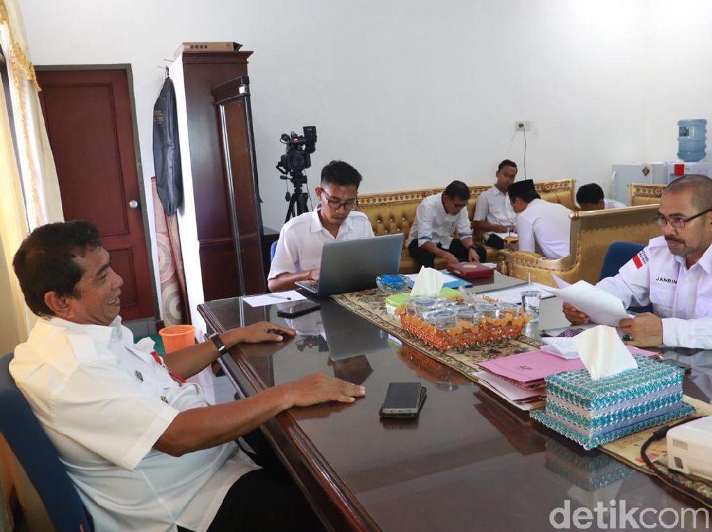Kepala BPBD & Bappeda Sulteng Diperiksa Bawaslu karena Manuver Ikut Pilgub