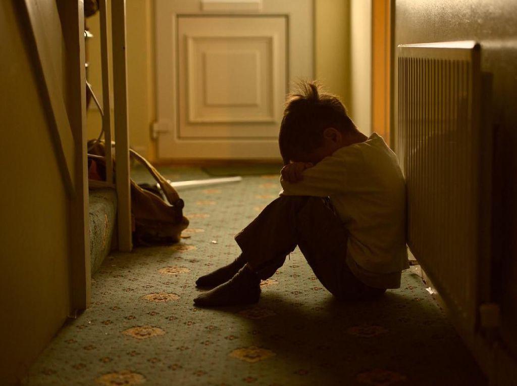 Masalah Keluarga di Balik Ibu Aniaya Anak di Ciputat