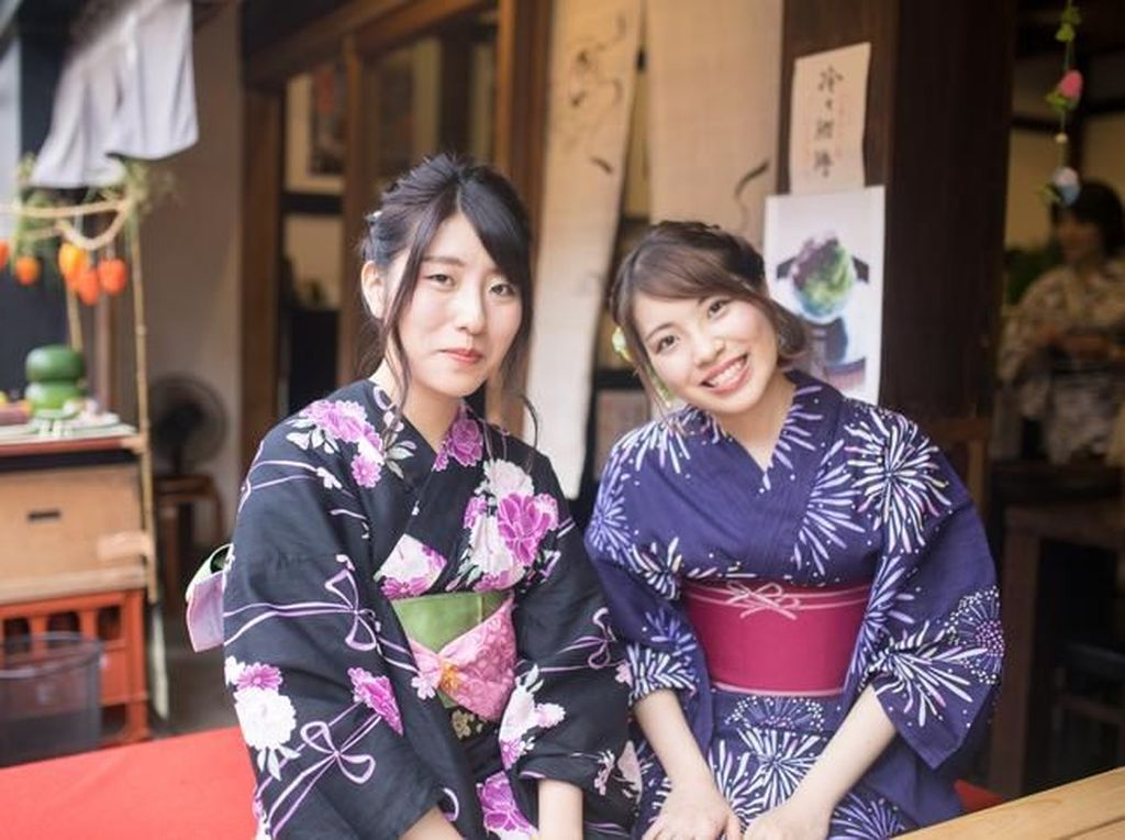 Serupa tapi Tak Sama, Sudah Tahu Beda Kimono dan Yukata?