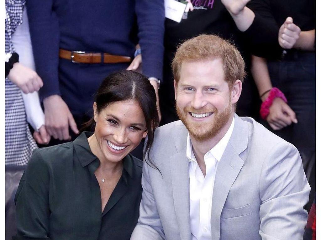 Curhat Pangeran Harry soal Waktu Bersama Keluarga saat Pandemi Corona