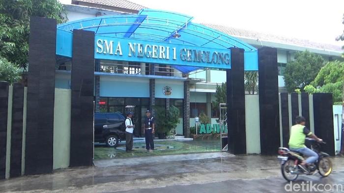 Foto: SMA Negeri 1 Gemolong Sragen (Andika Tarmy/detikcom)
