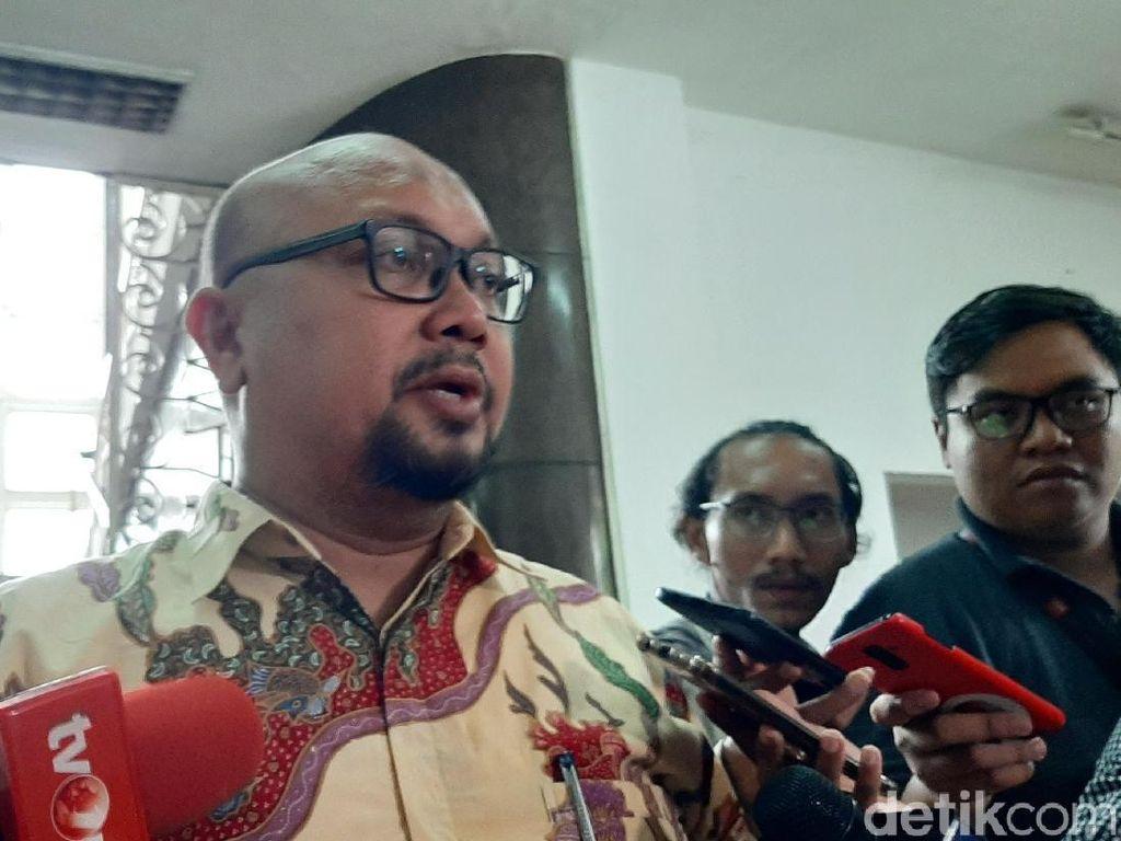 Profil Plt Ketua KPU Ilham Saputra