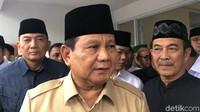Prabowo: Kalau Gila-gilaan Mark-up Anggaran 600% Saya Laporkan Presiden!