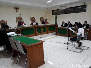 KPK Eksekusi Kontraktor Solo Penyuap 2 Jaksa ke Rutan Surakarta