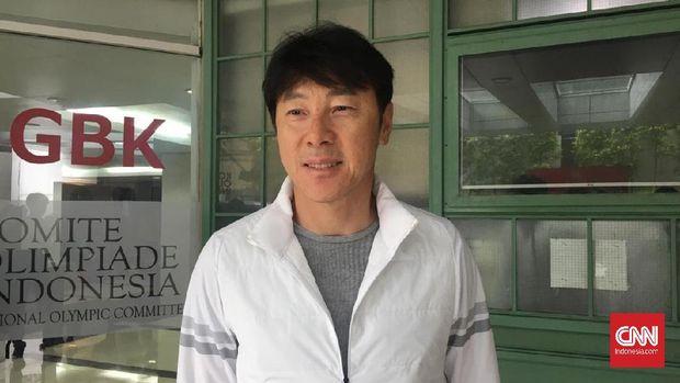 Shin Tae Yong sudah kembali ke Korea Selatan. (