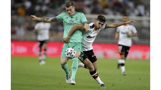 Prediksi Real Madrid vs Atletico di Final Piala Super Spanyol