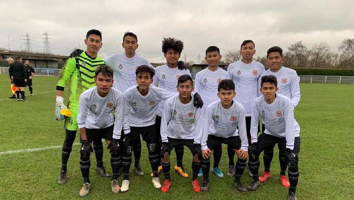 Garuda Select menang 3-0 vs Torino U-17