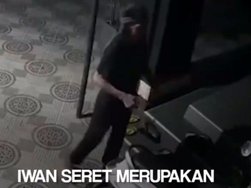 Polres Kukar Tangkap Perampok Berparang Iwan Seret