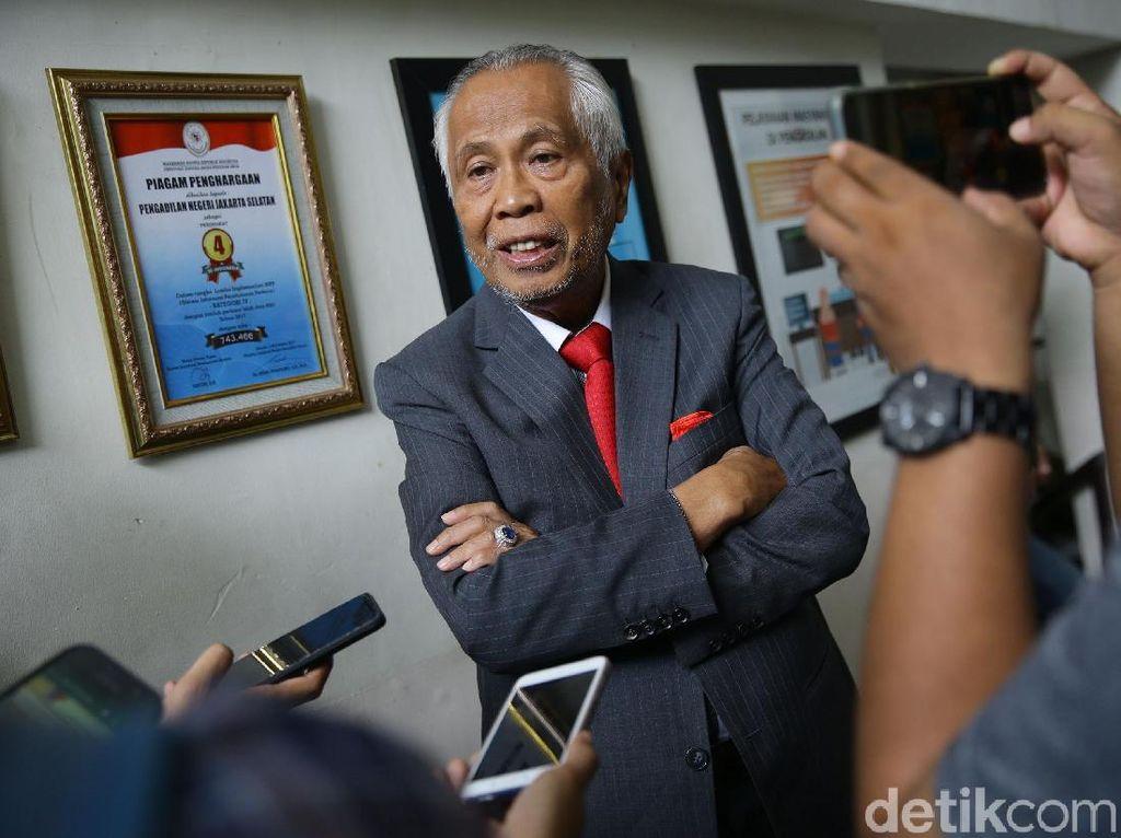 Mediasi OC Kaligis Vs Kejagung Terkait Novel Baswedan Mentok