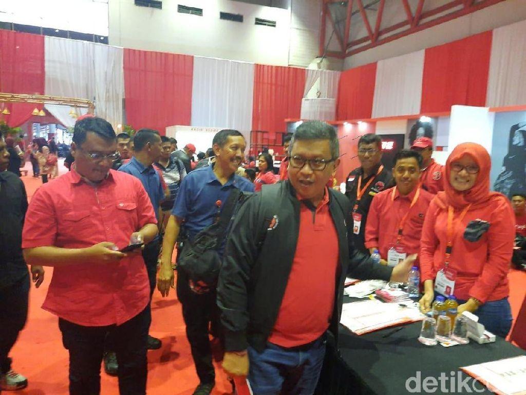 Staf Diseret di OTT Wahyu Setiawan, Hasto: Andi Arief Biasa Seperti Itu