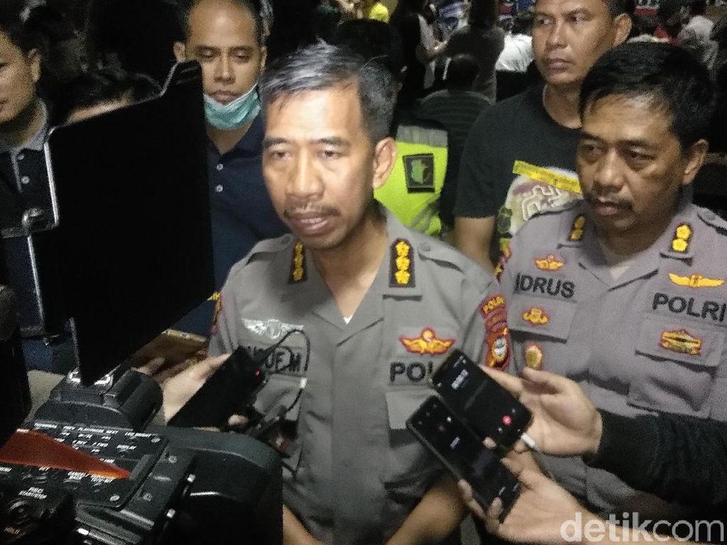 Luka Korban Tewas Kebakaran Ruko di Makassar Capai 90 Persen